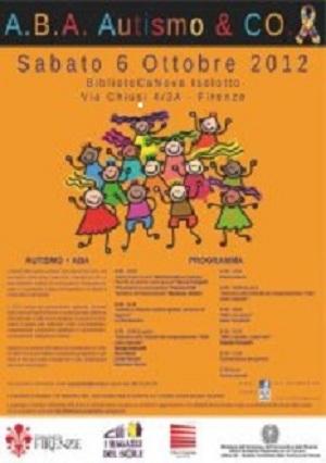 EVENTO ABA GRATUITO IL 6 OTTOBRE 2012 A FIRENZE!!!